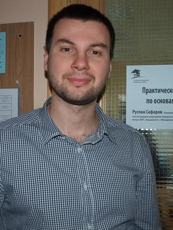 Руслан Сафаров