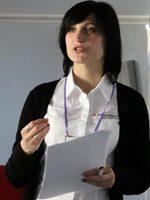 Вікторія Закарчевна, керівник відділу управління персоналом компанії «Drobak»