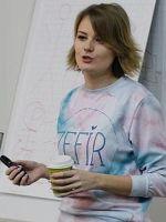 Яна Сиромятнікова, засновник весільного агентства «ZEFIR»