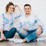 Яна і Максим ZEFIR