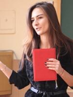 Анна Яремчук, начальник транспортно-експедиційного відділу  міжнародних авіаперевезень компанії «SCH Integrated Logistics»