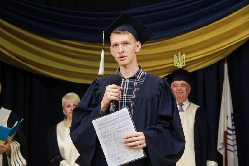 Випуск бакалаврів ЮФ (24.06.2016)