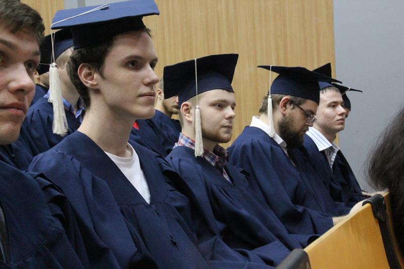 Випуск бакалаврів Інституту інформаційних та комунікаційних технологій 30,06,2016