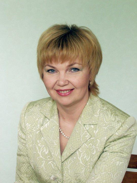 Паращенко Людмила Іванівна
